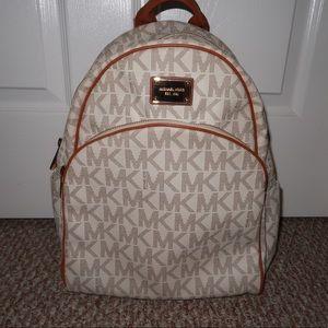 MK Print Backpack